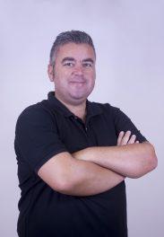 Rumén Justo Reyes, técnico de emprendimiento de la Fundación General de la Universidad de La Laguna