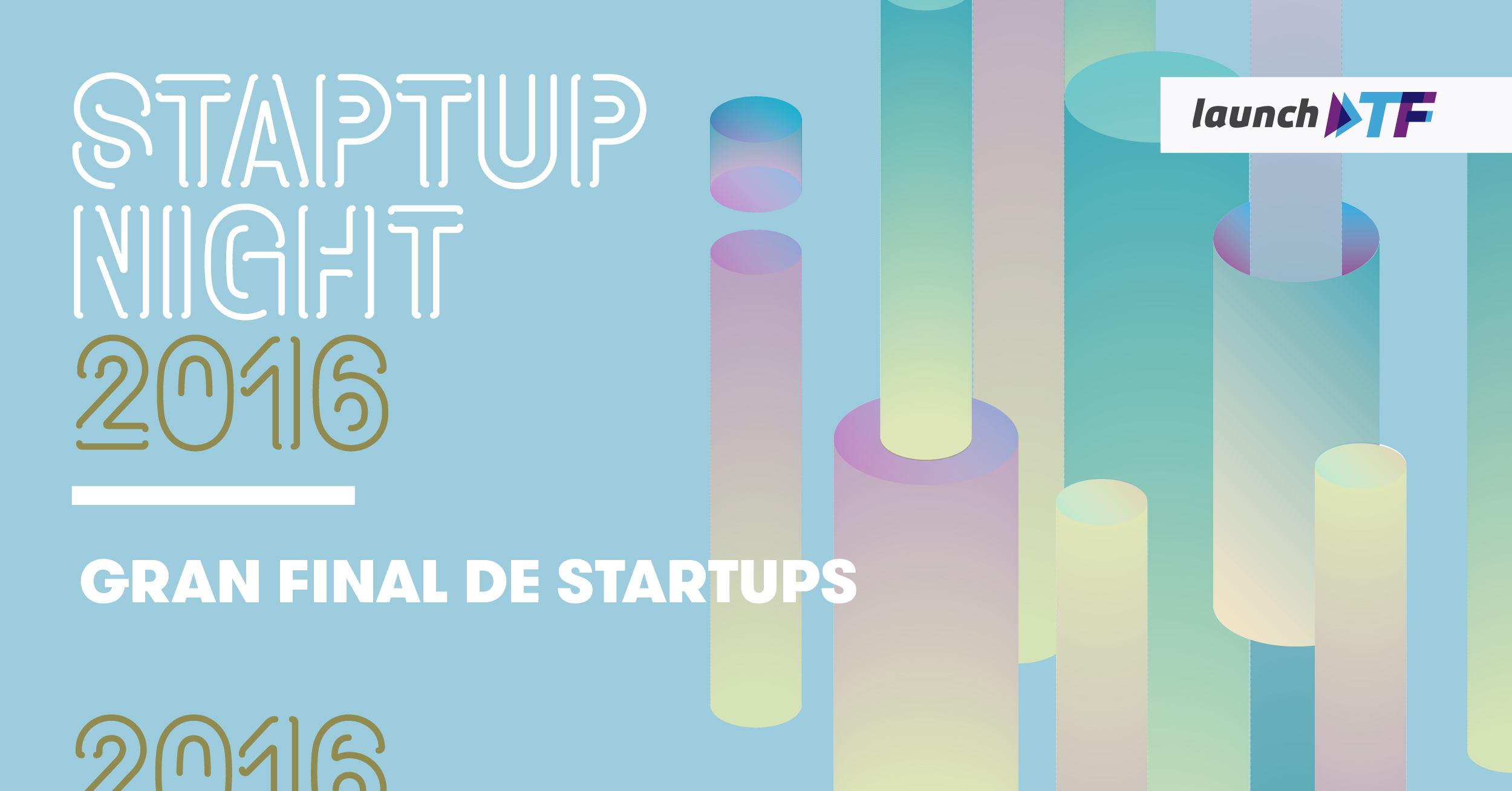 launchTF Startup Night 2016, la final