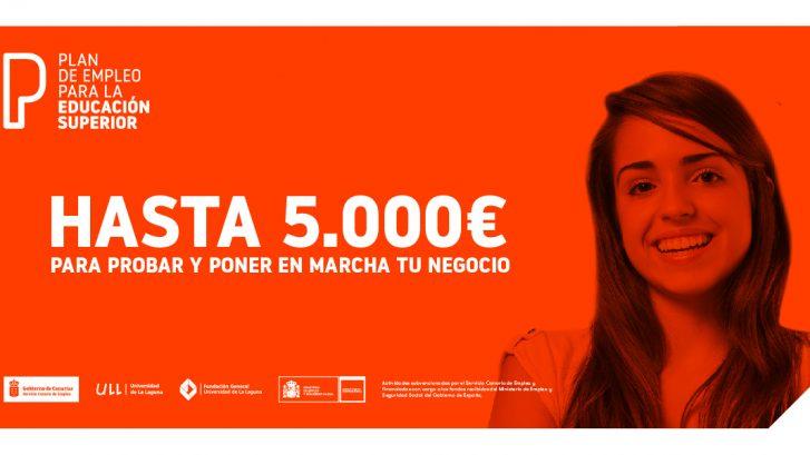 Hasta 5.000€ para validar tu modelo de negocio