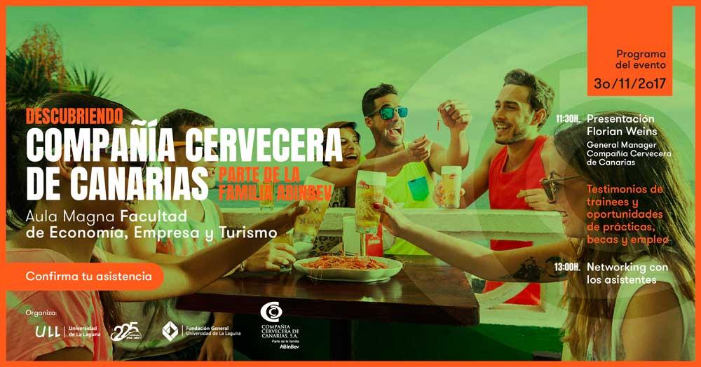 Descubriendo Compañía Cervecera de Canarias