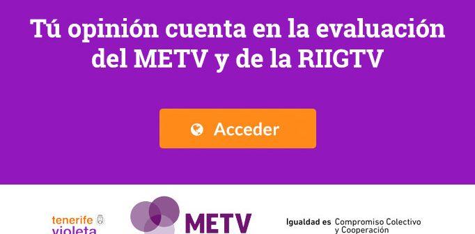 METV convoca una encuesta ciudadana en Tenerife