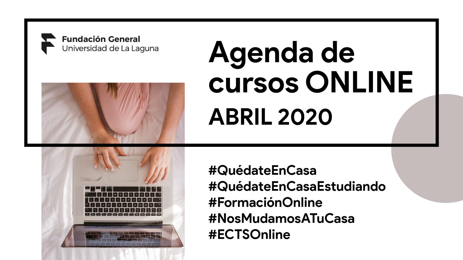 Agenda de Cursos Online 2020