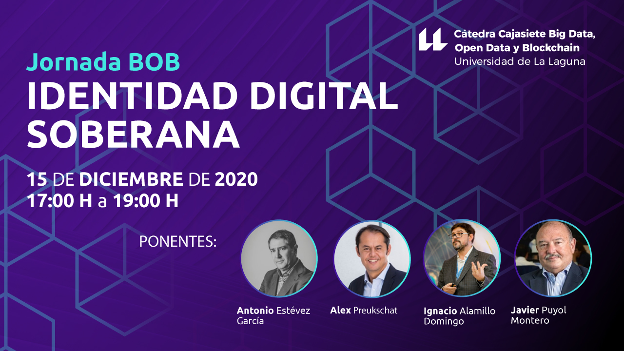 Jornada BOB, identidad digital soberana
