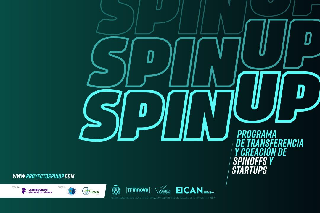 SpinUp programa de apoyo a la investigación